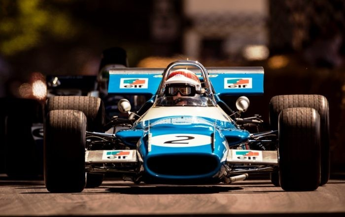 Sir Jackie Stewart honoured at 2019 Goodwood Festival of Speed