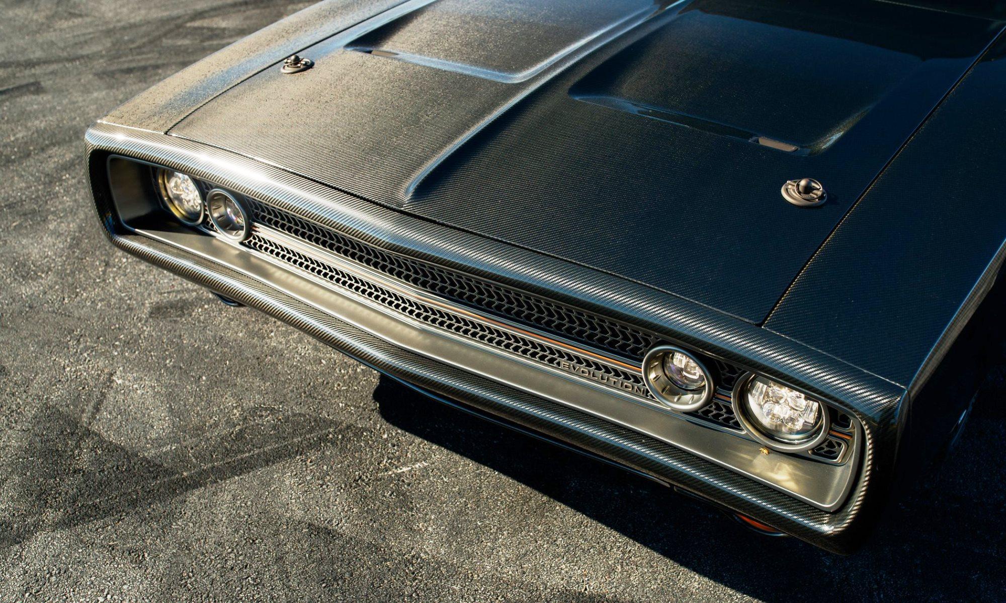 SpeedKore Dodge Charger Evolution front