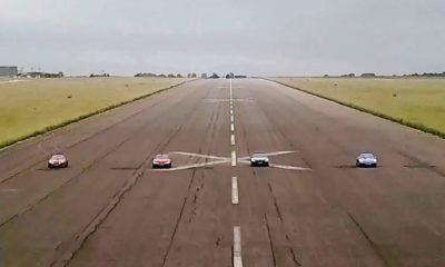 Sportscar Drag Race