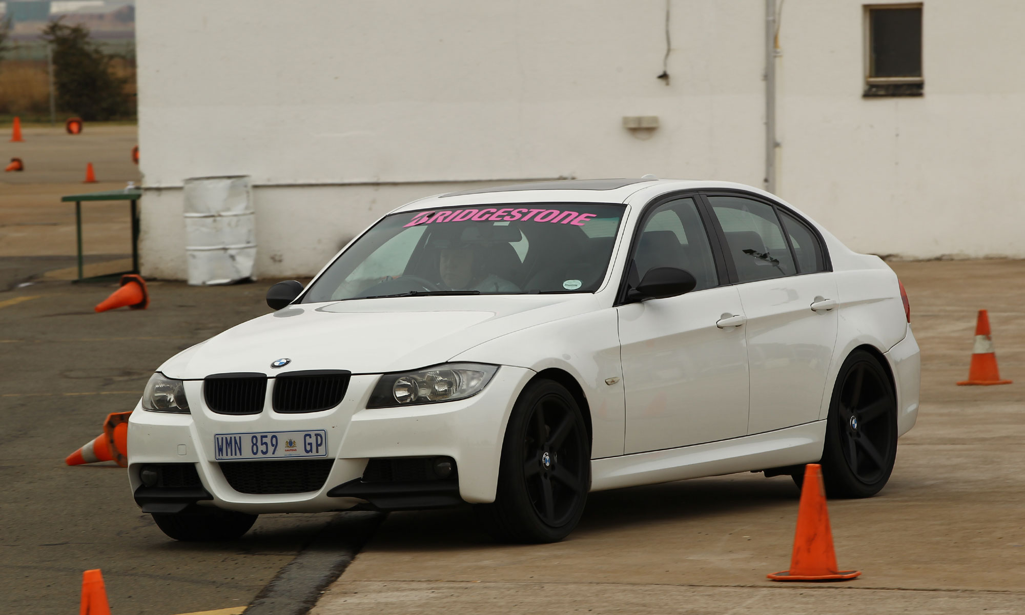BMW 335i Racecar Build
