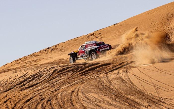 Stephane Peterhansel was the man to beat on 2020 Dakar stage 11