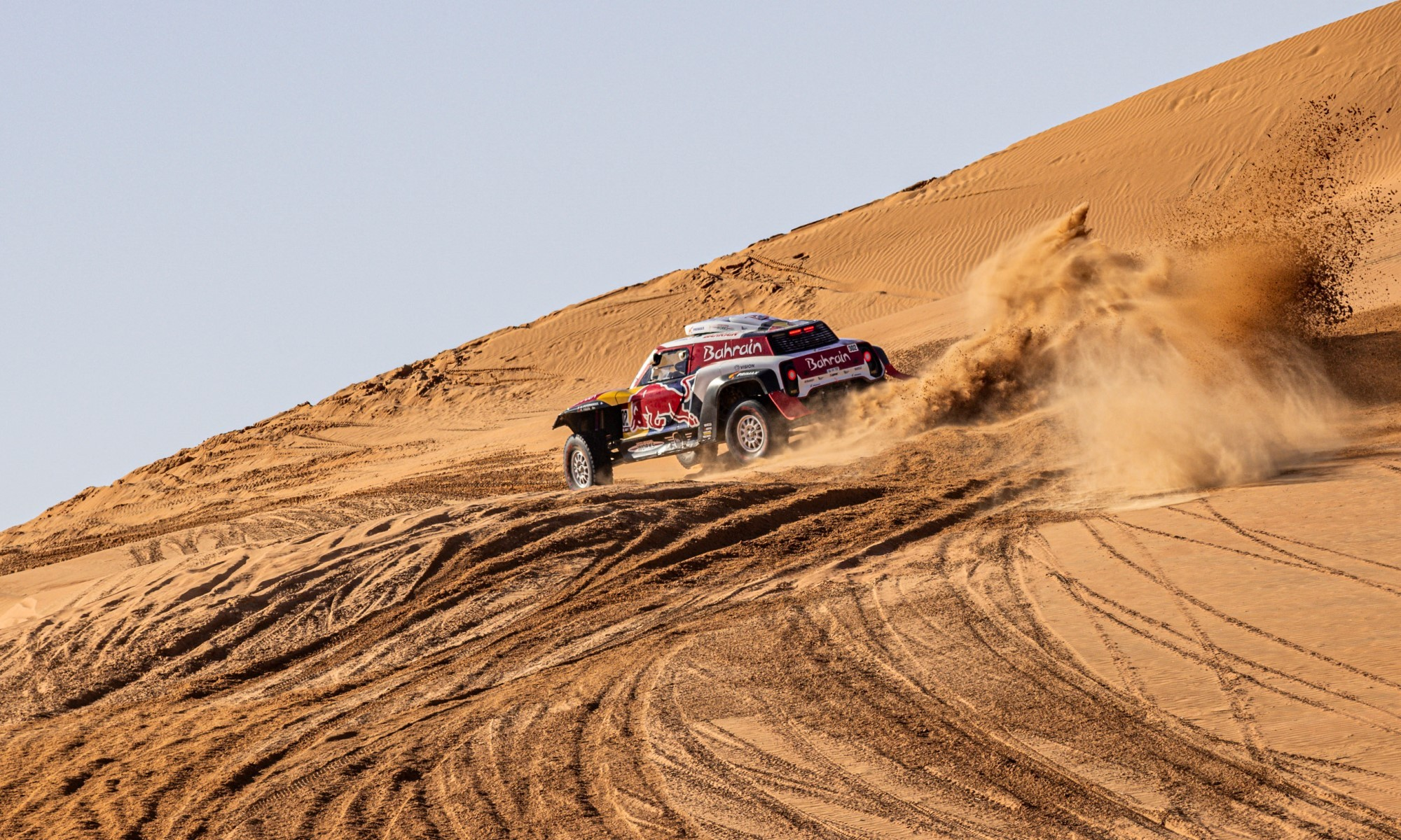 Stephane Peterhansel was the man to beat on 2020 Dakar stage 11