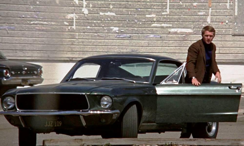 Steve McQueen as Lieutenant Frank Bullitt
