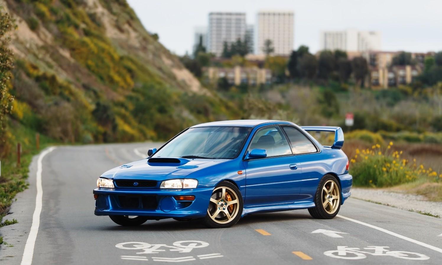 Subaru Impreza 3,6 RS