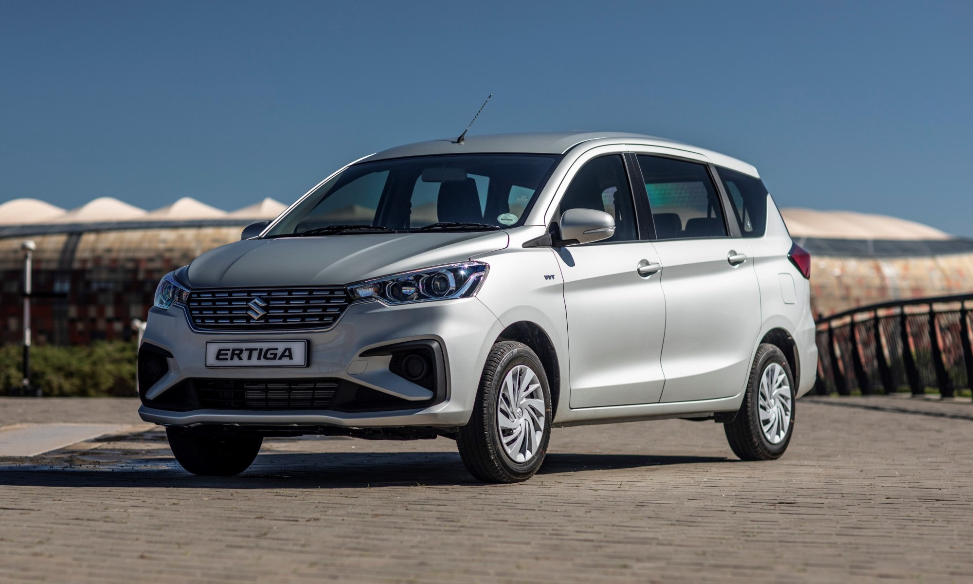 Suzuki Ertiga launched in SA