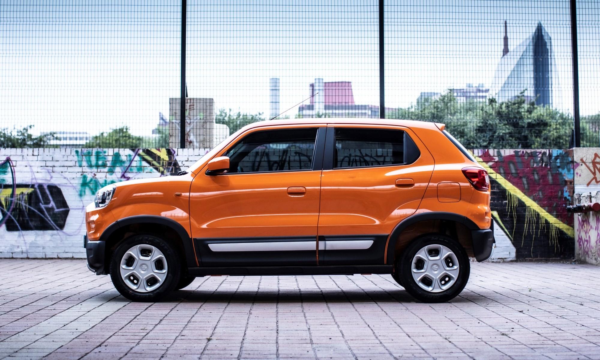 Suzuki S-Presso profile