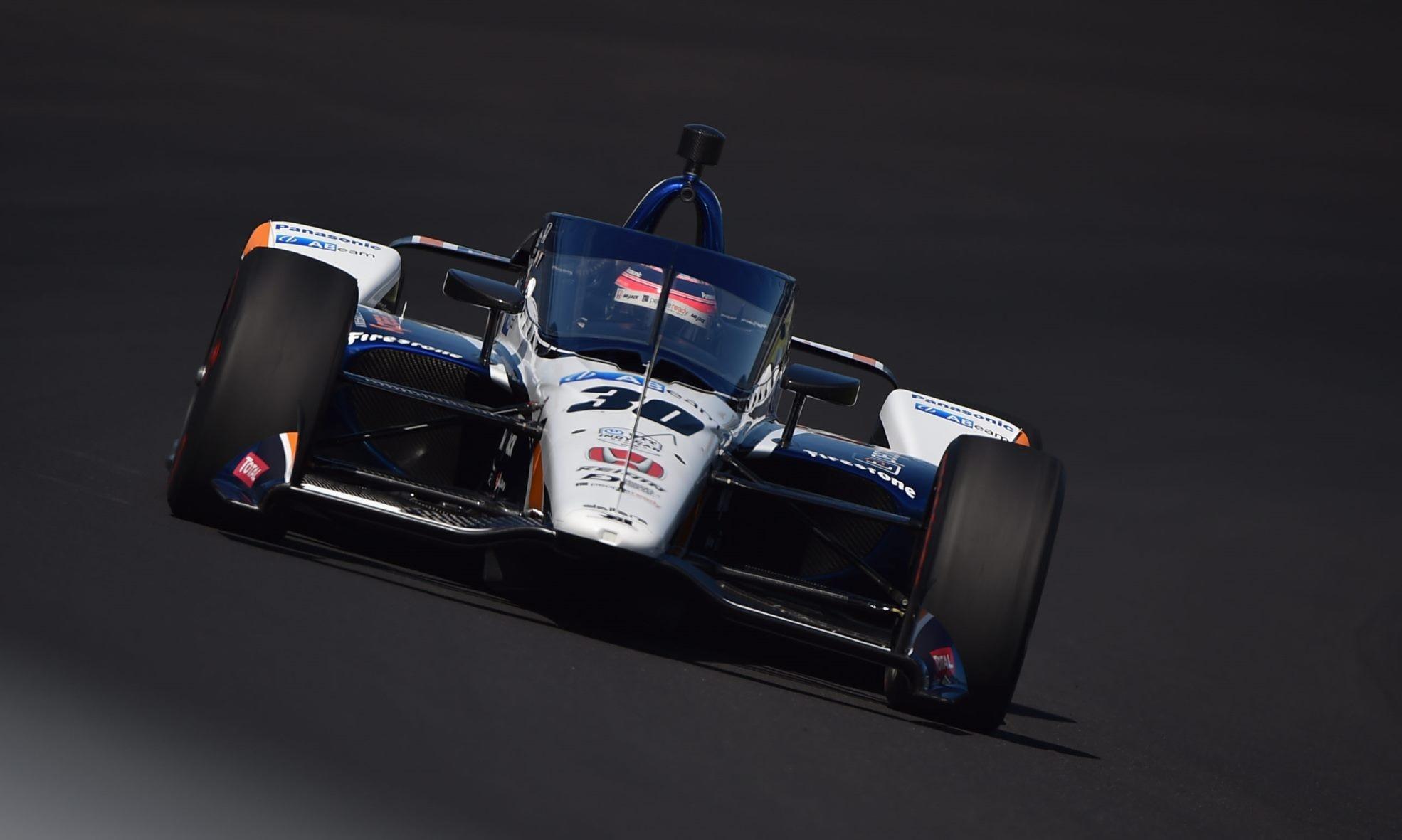 Takuma Sato wins 2020 Indy 500