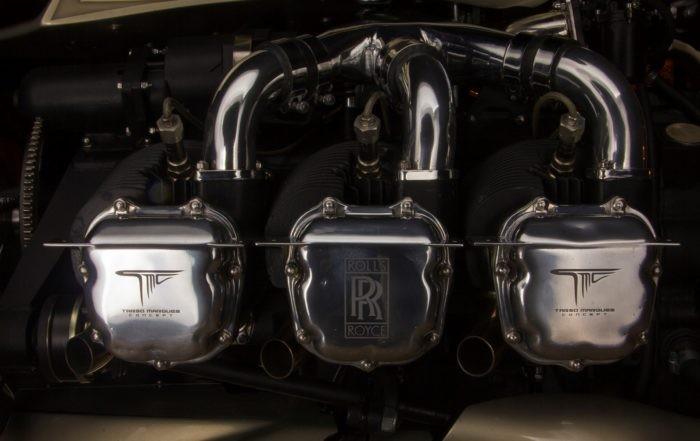 Tarso Marques Concepts Dumont engine