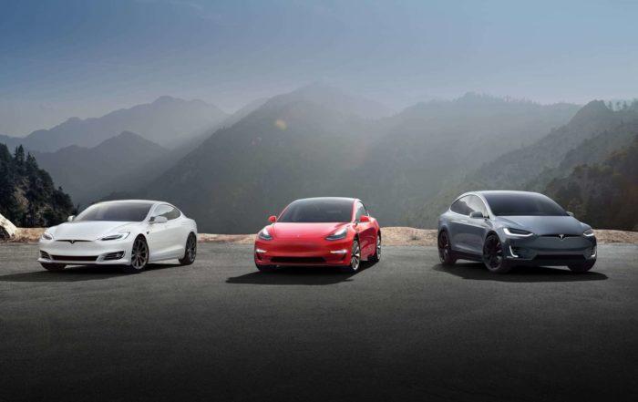 Tesla Drag Race 1