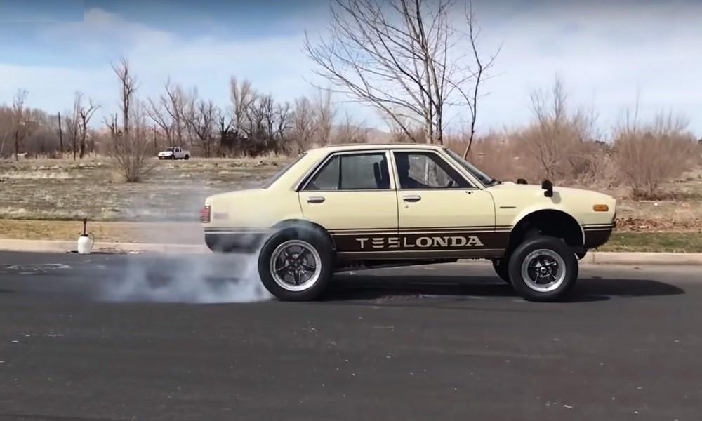 Tesla + Honda = Teslonda
