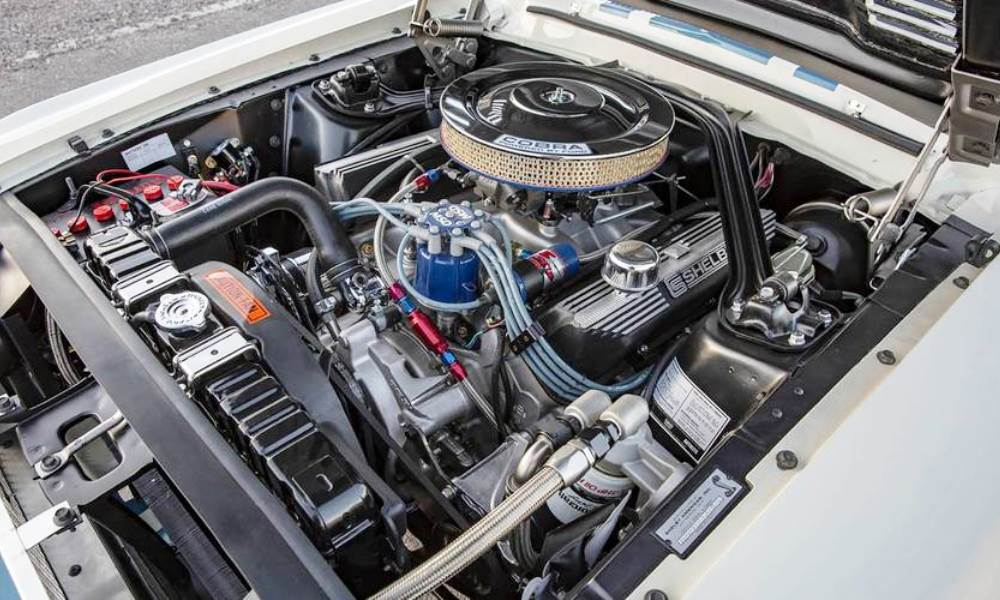 That is 7 litres of V8 muscle right there