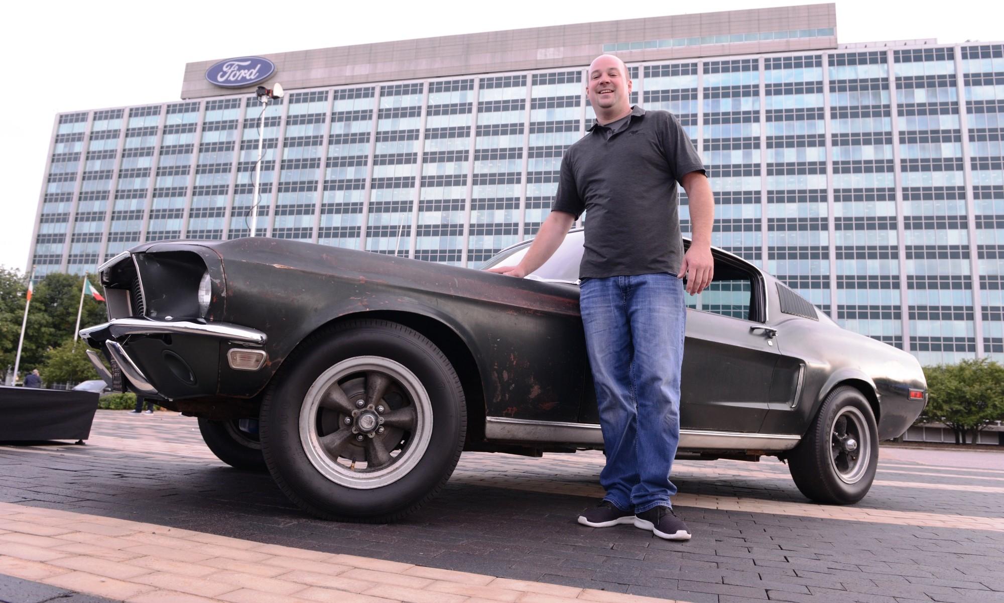 The Bullitt Mustang