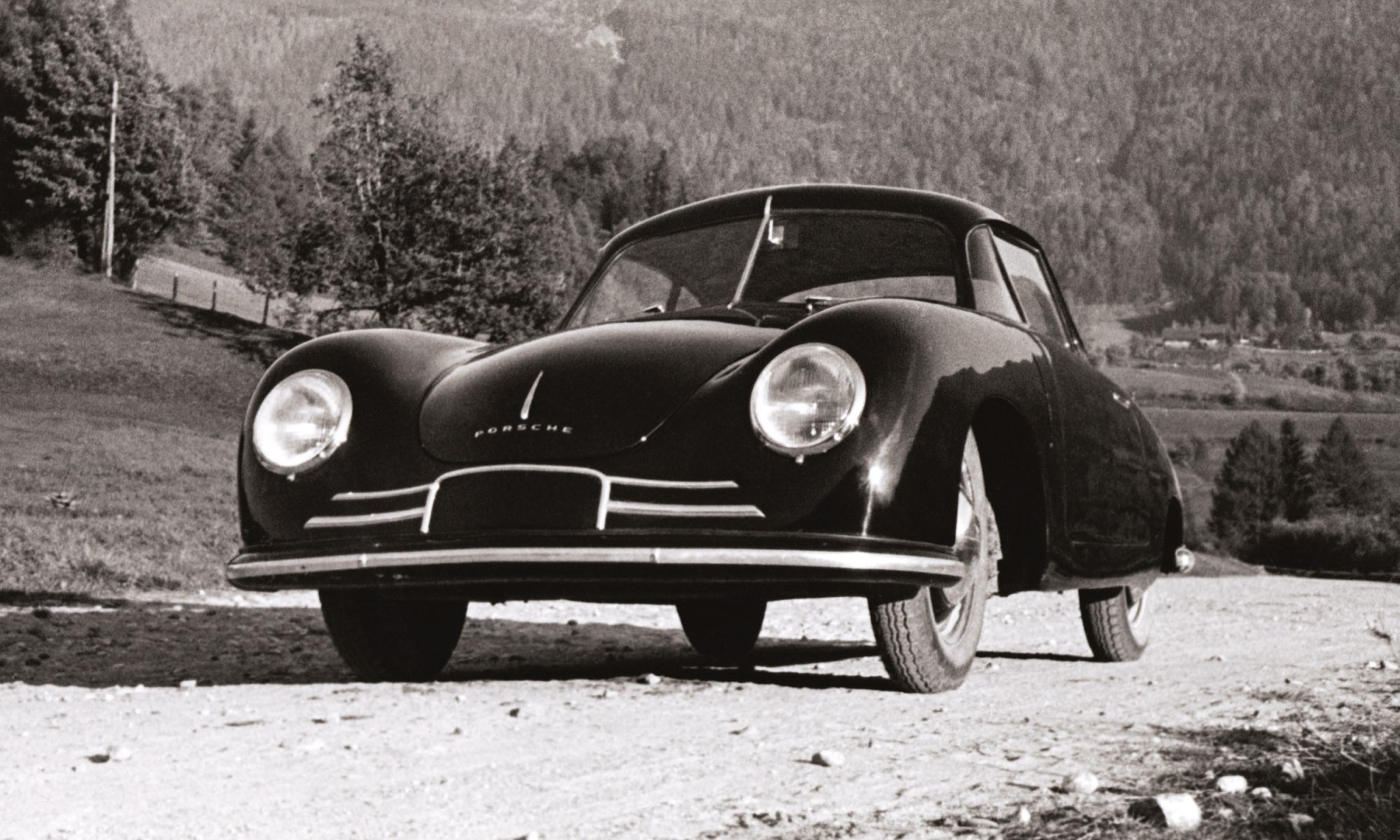 Porsche 70 years starts with this car.