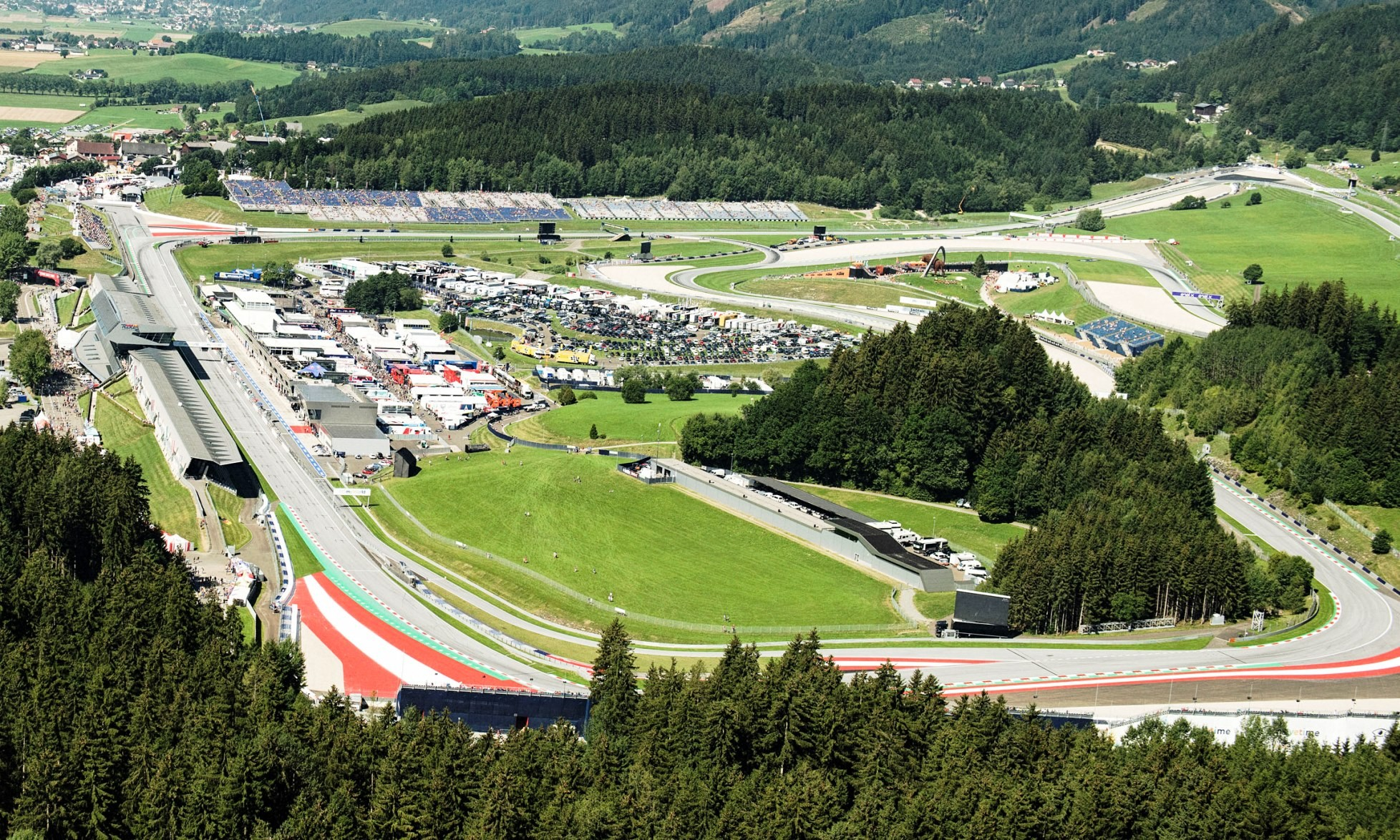 The Return of F1