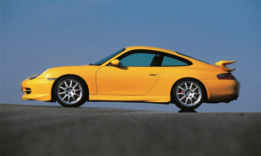 The first GT3