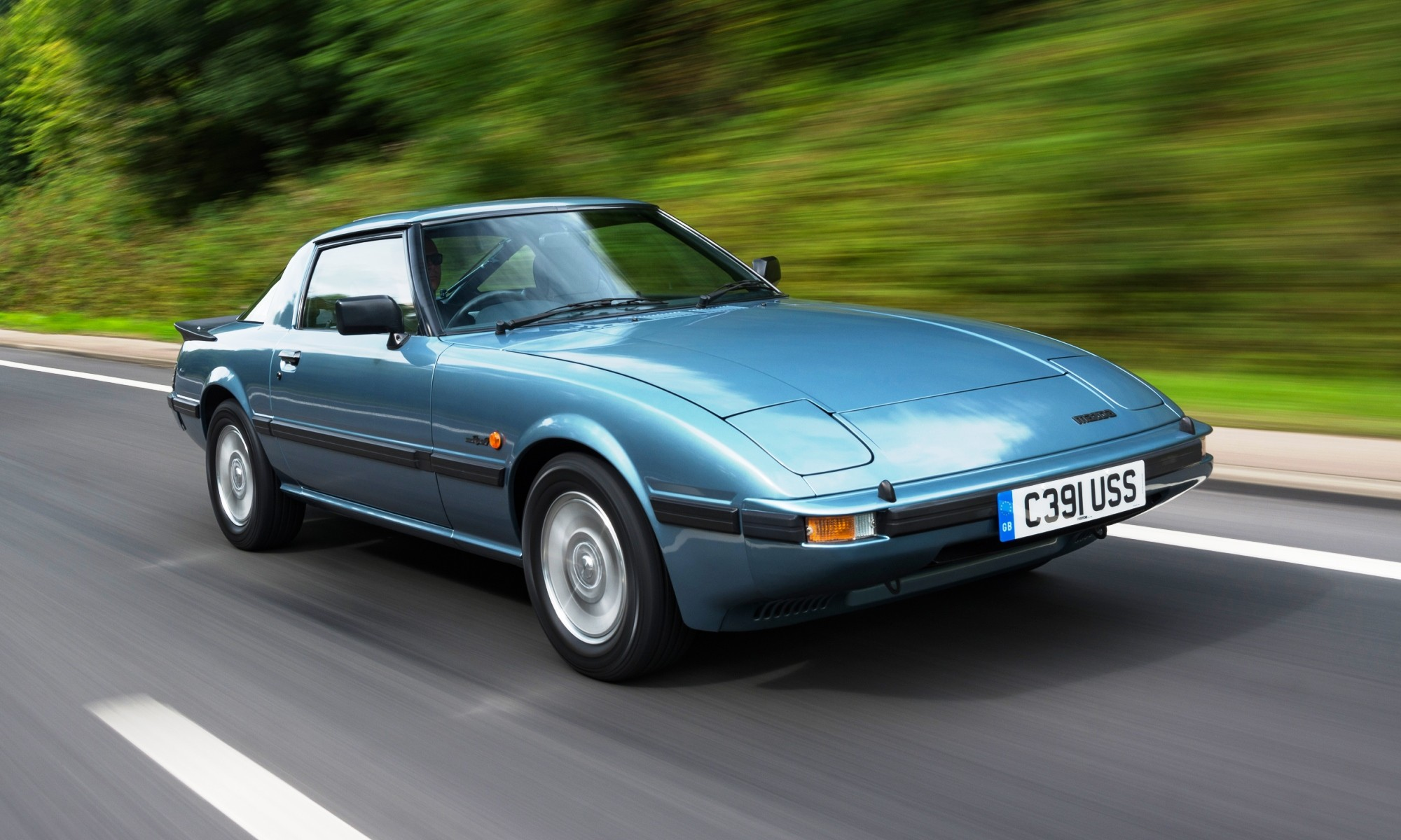 the popular rotary powered mazda rx 7 turns 40 this week. Black Bedroom Furniture Sets. Home Design Ideas