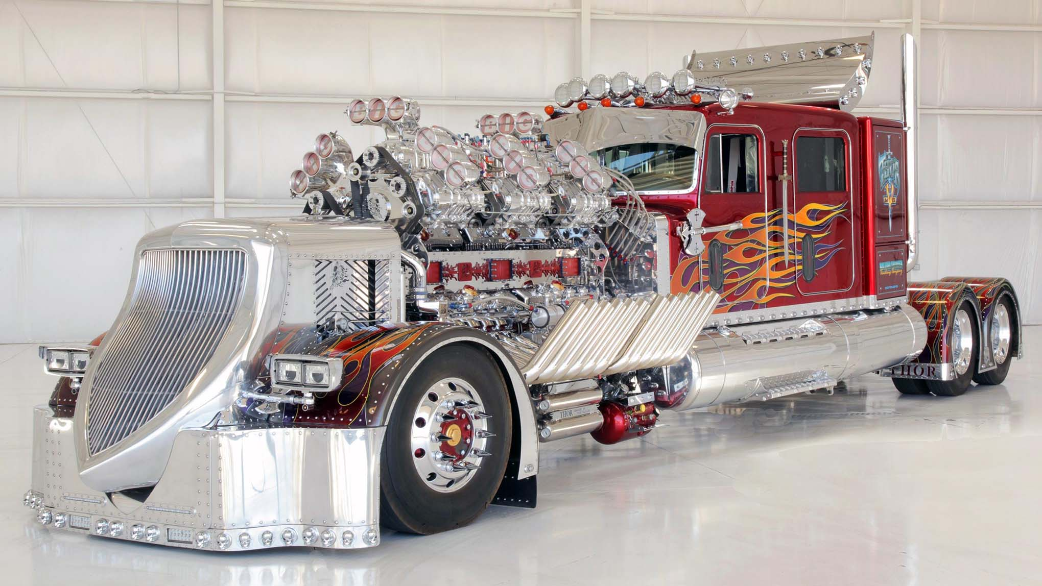 Thor 24 Truck