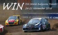 WIN FIA World Rallycross Tickets
