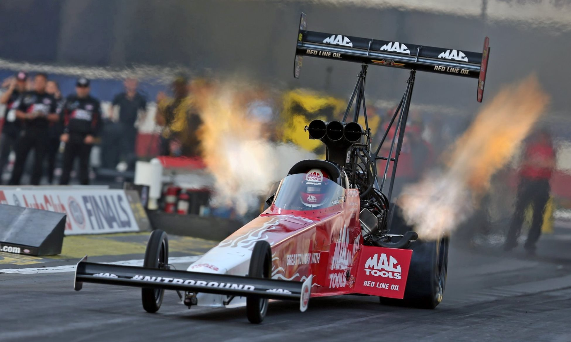 Top Fuel Drag Racing Facts
