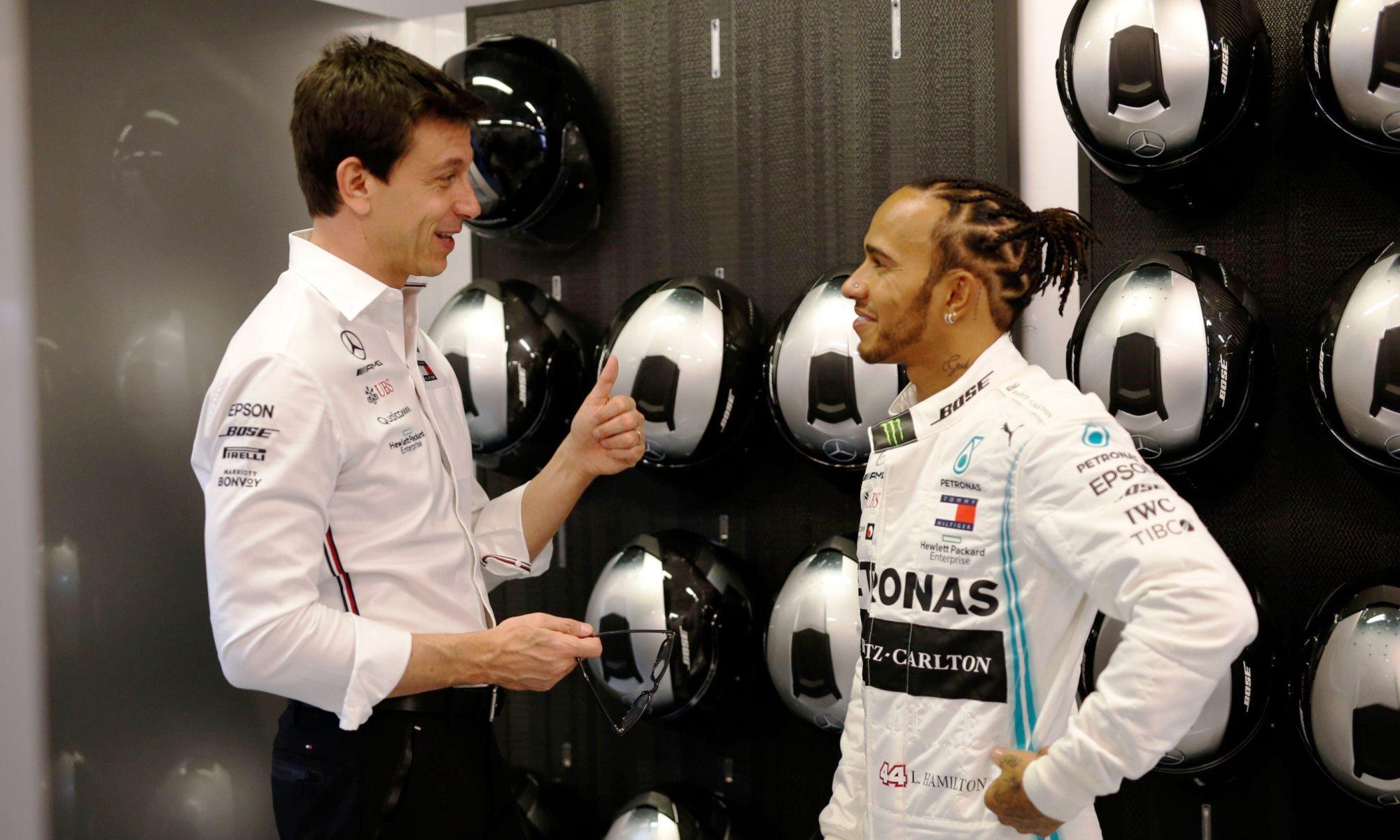 2020 Formula One predictions