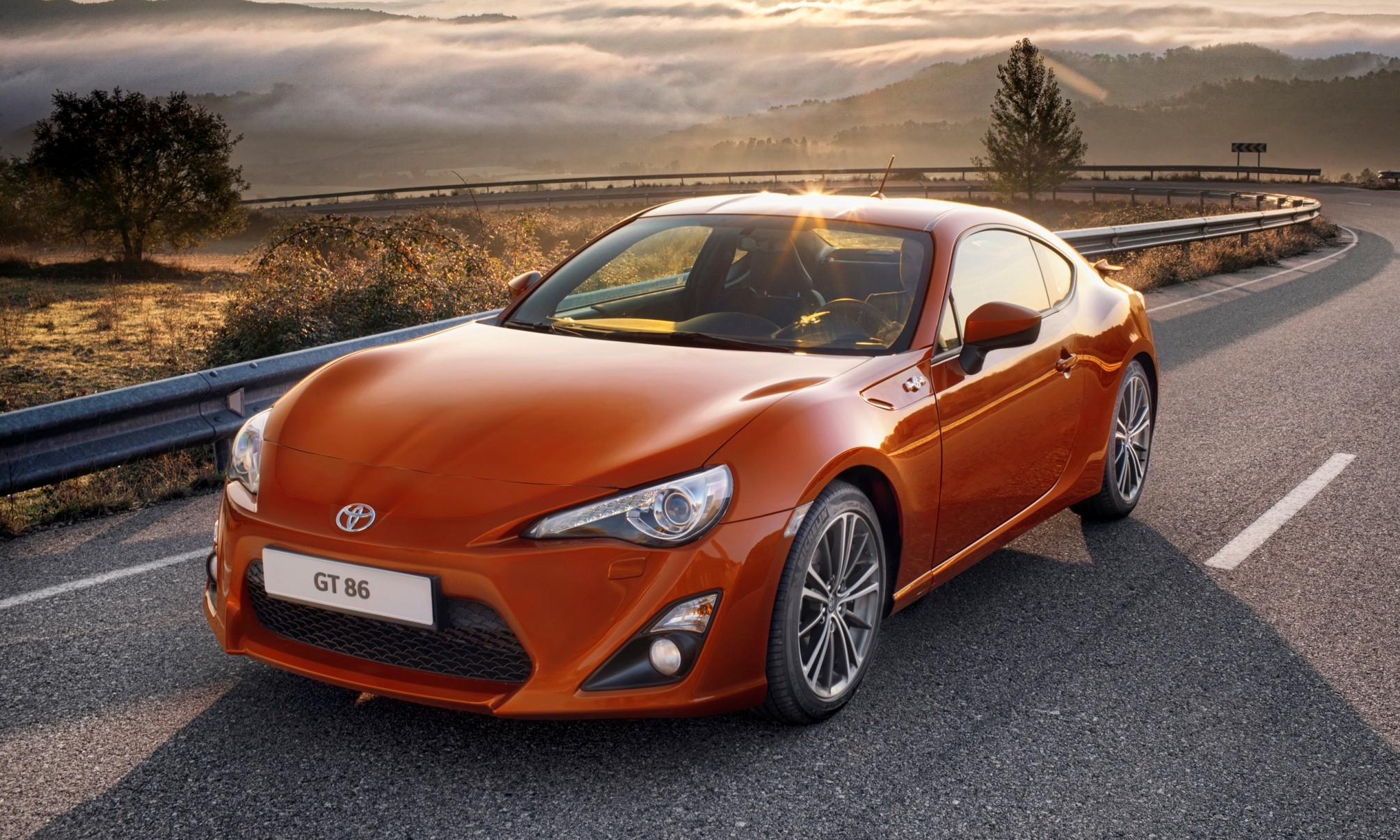 Toyota 86 High 6MT