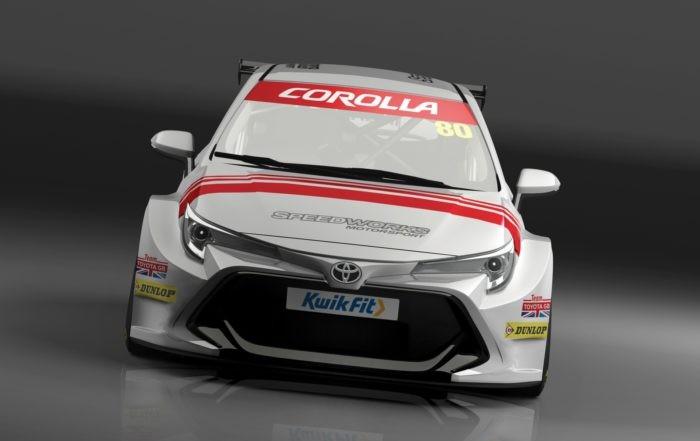 Toyota British Touring Car
