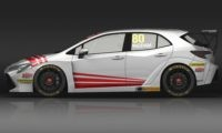 Toyota British Touring Car profile