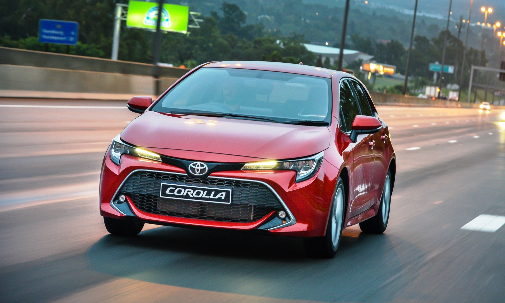 Toyota Corolla Hatch Xr Driven