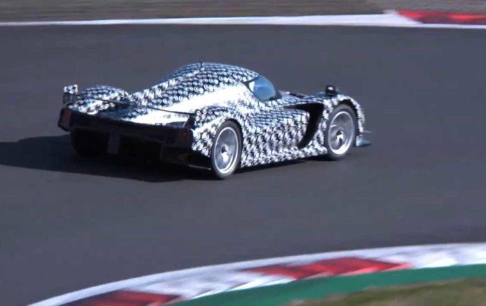 Toyota GR Super Sport mule