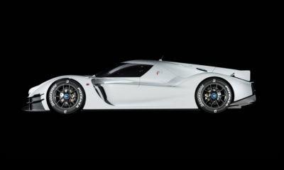 Toyota GR Super Sport profile