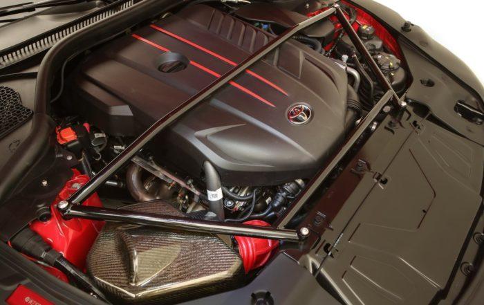 Toyota GR Supra Heritage Edition engine