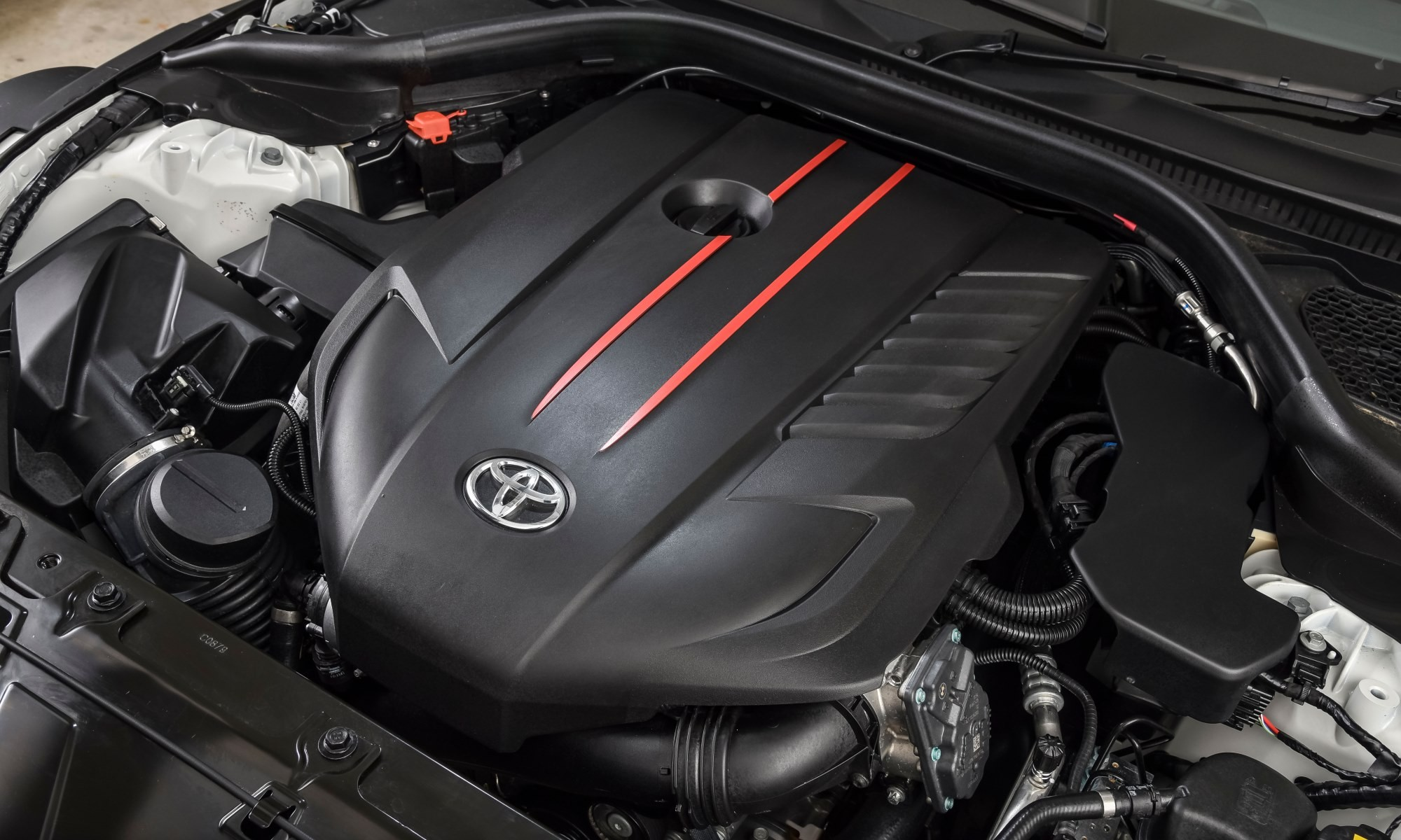 Toyota GR Supra engine