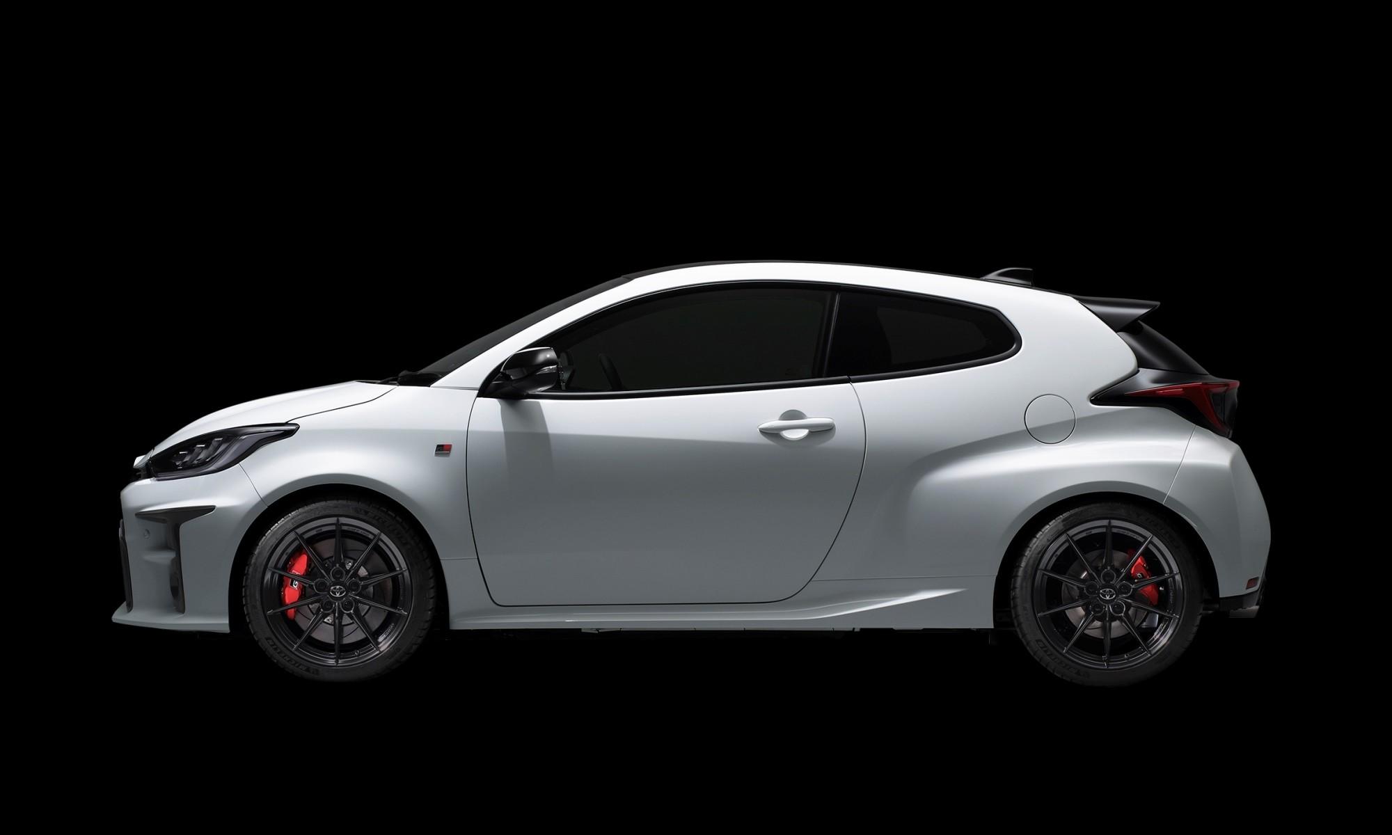 Toyota GR Yaris profile
