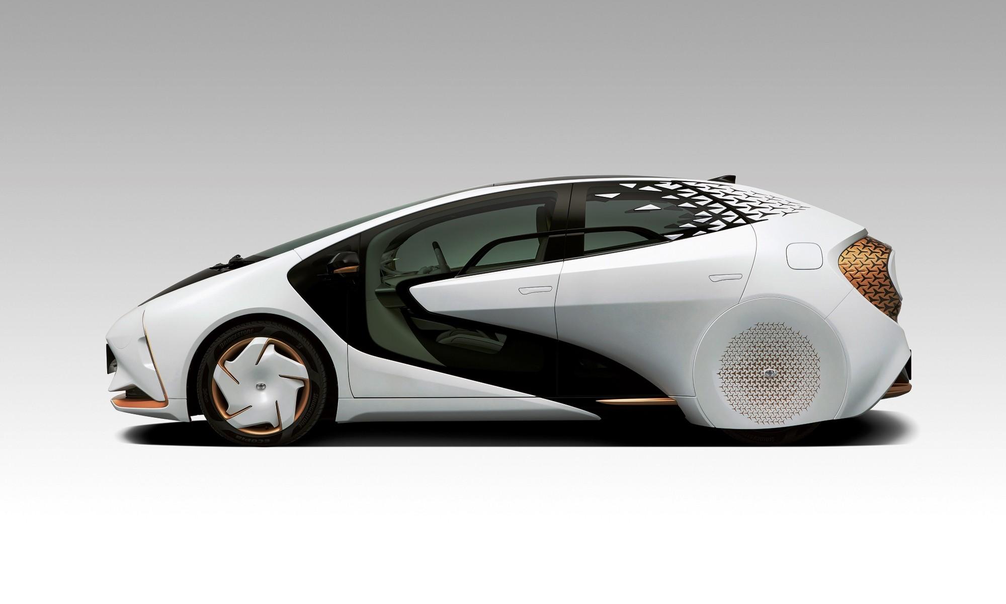 Toyota LQ profile