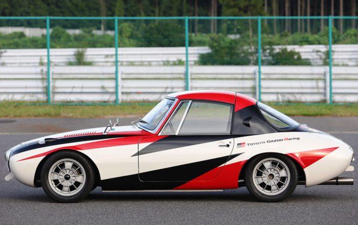 Toyota Sports 800 GR Concept profile