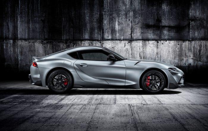 Toyota Supra profile