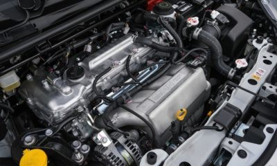 Toyota Yaris GRMN supercharged engine