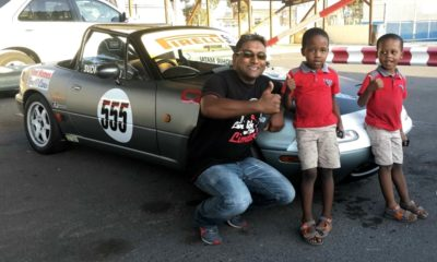 Two new fans of Project MX-5