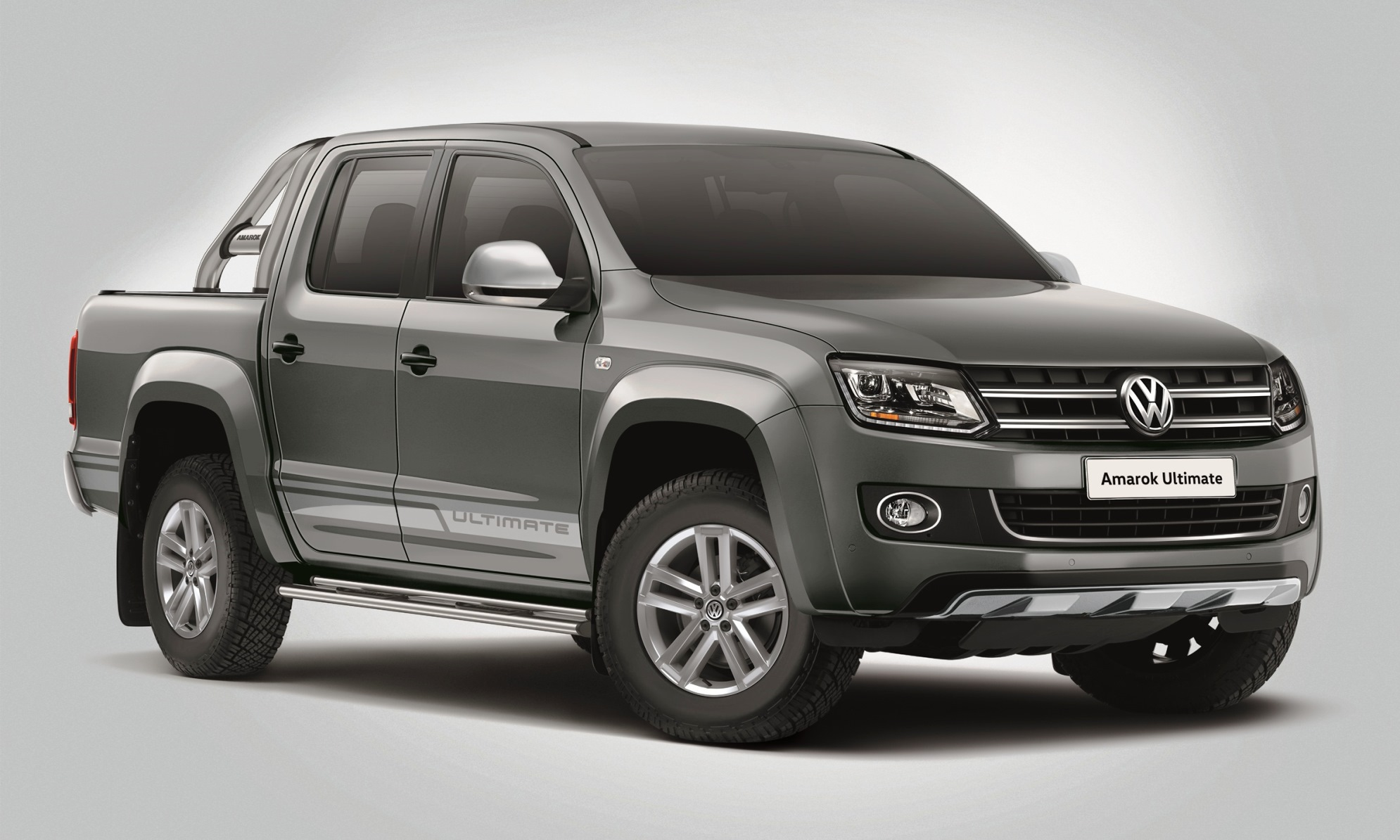 VW Amarok 2.0 BiTDi Ultimate 4×4 Double Cab