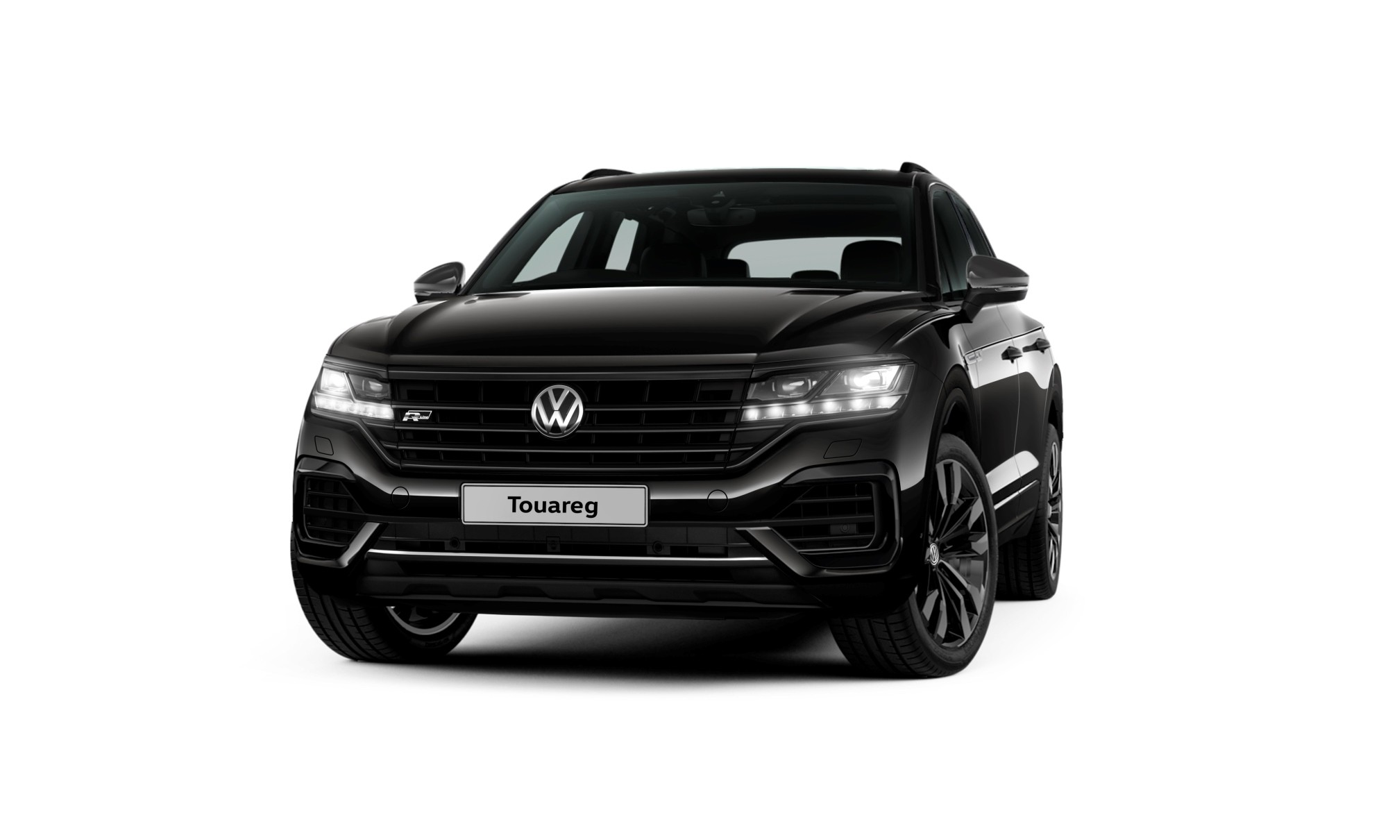 VW Black Style Packages for Touareg
