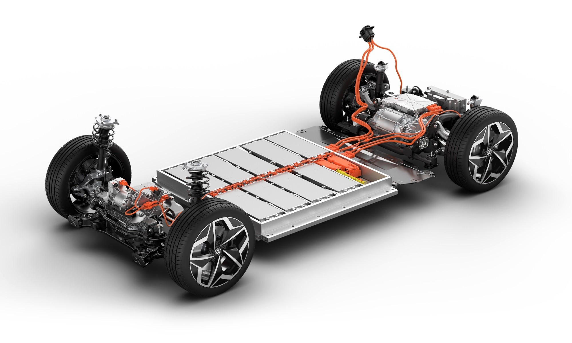 VW Electric cars MEB platform