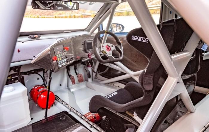 VW Golf GTI GTC interior