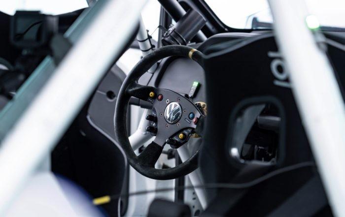 VW Golf eR1 interior