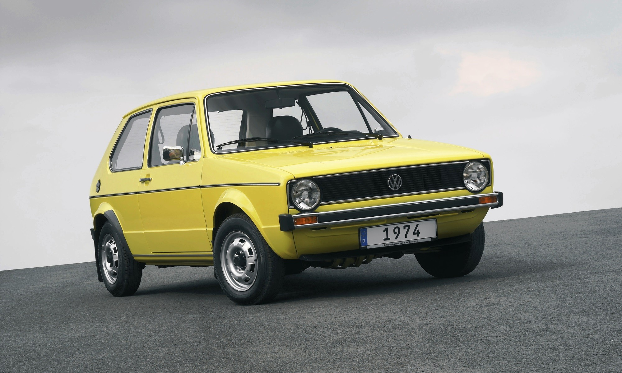 VW Golf Turns 45