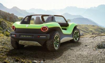 VW ID Buggy rear