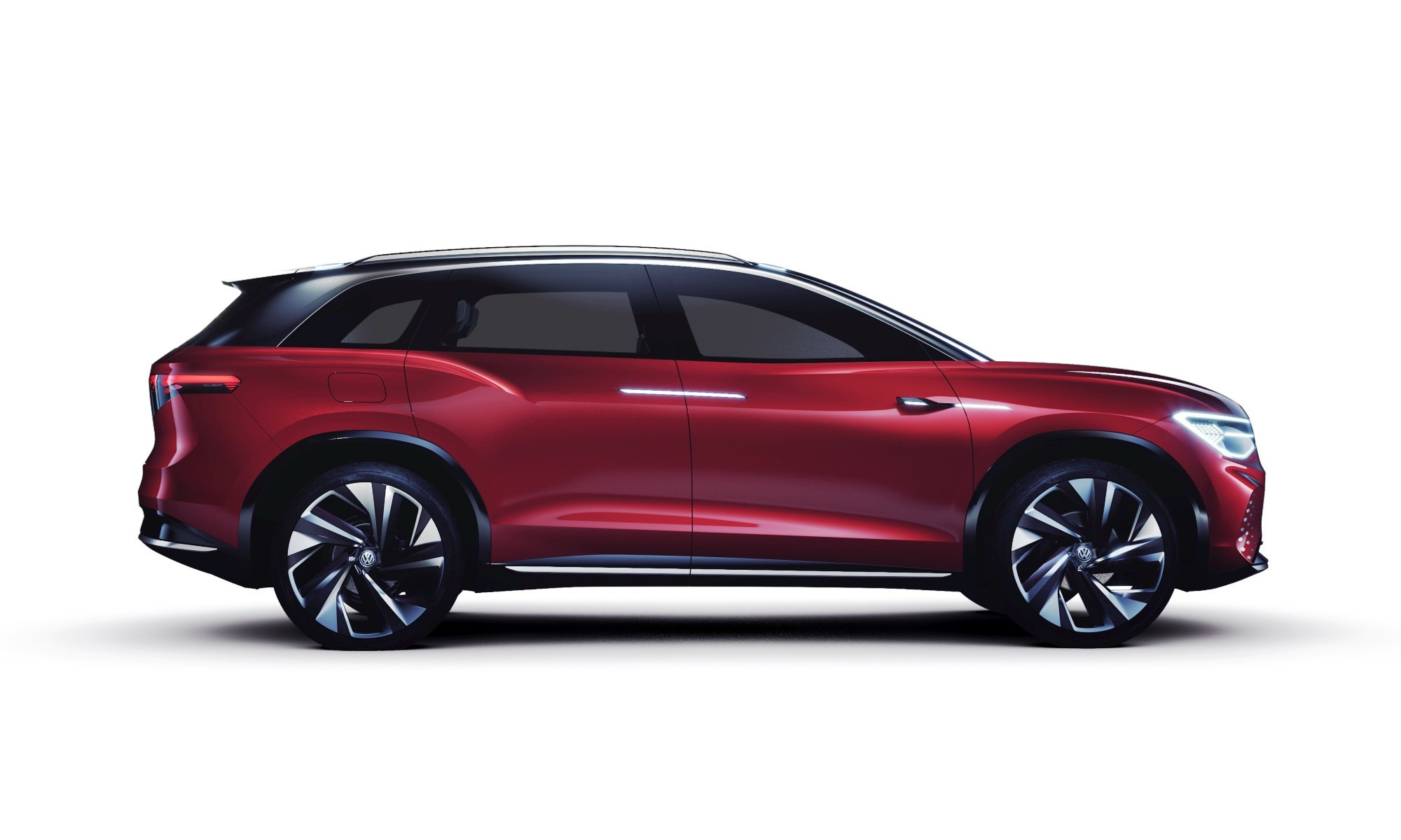 VW ID Roomzz Concept profile