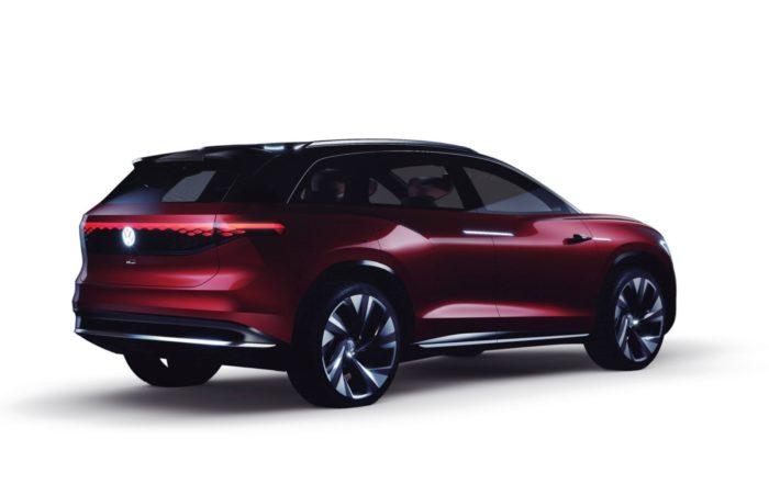 VW ID Roomzz Concept rear