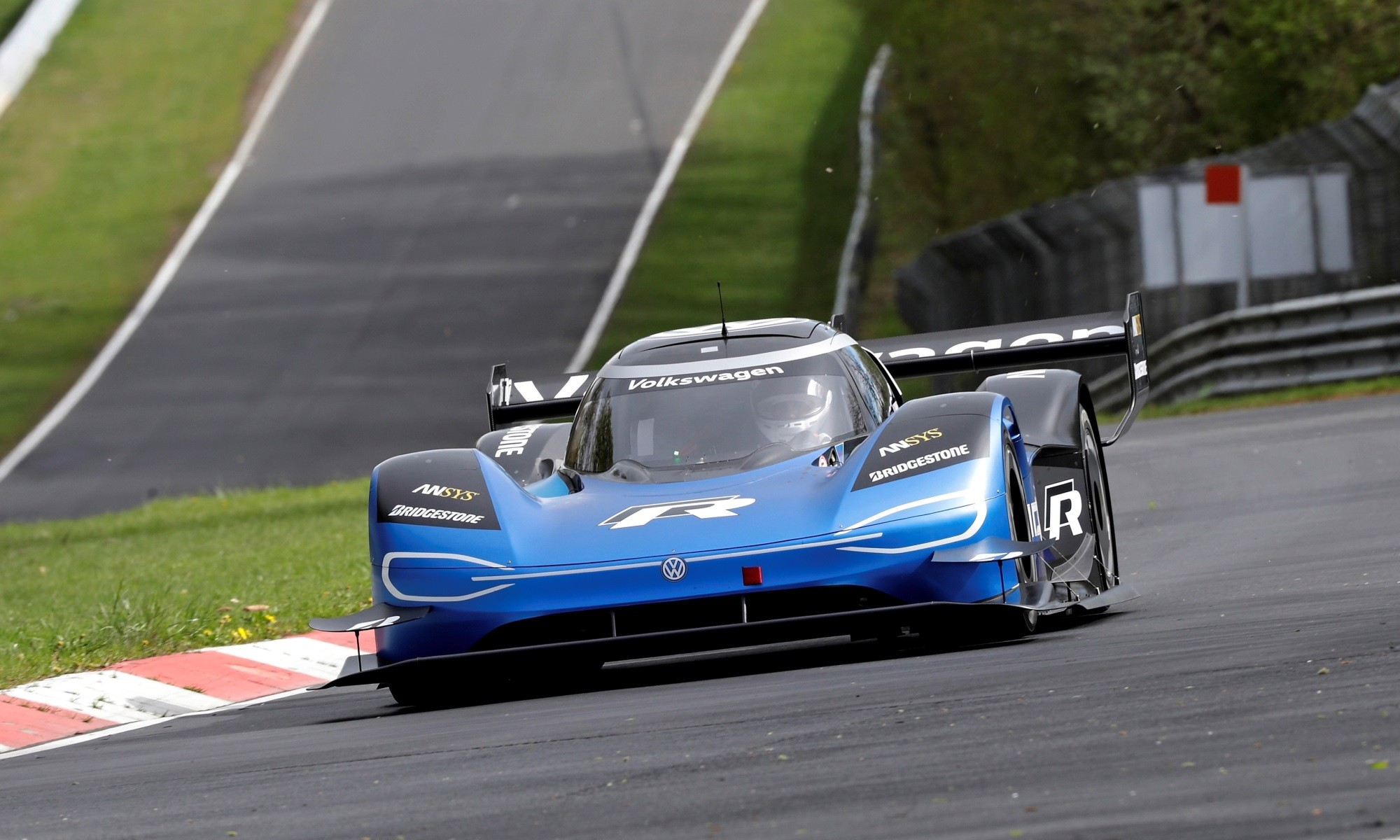VW ID.R Nurburgring Record