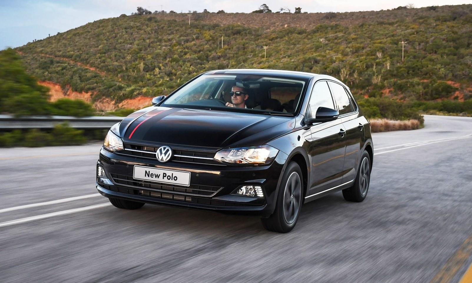 VW Polo 1.0 TSI R-Line