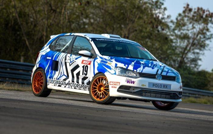 VW Polo RX